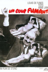 Affiche du film : Un coup fumant