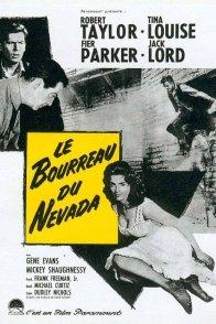 Affiche du film : Le bourreau du Nevada