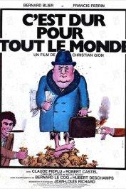background picture for movie C'est dur pour tout le monde