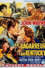 background picture for movie Le bagarreur du kentucky