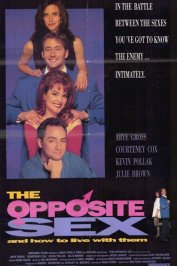 background picture for movie Opposite sex