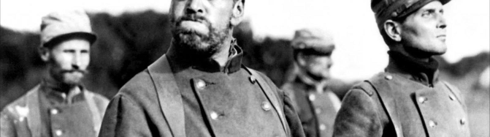 Photo du film : Les Croix de bois