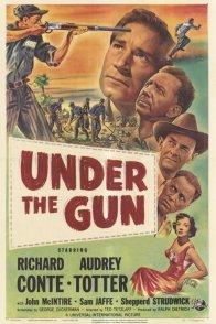 Affiche du film : Under the gun