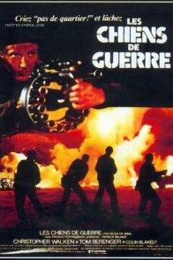Affiche du film : Les chiens de guerre