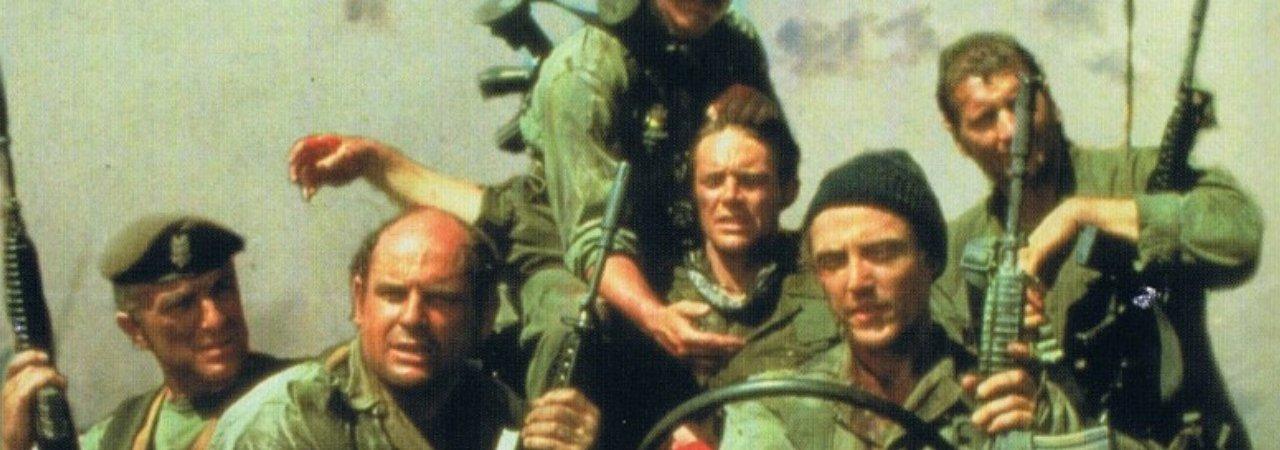 Photo du film : Les chiens de guerre