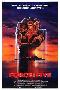 Affiche du film : Force 5