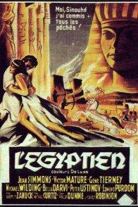 Affiche du film : L'égyptien