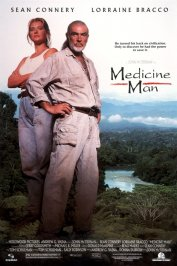 background picture for movie Medicine man