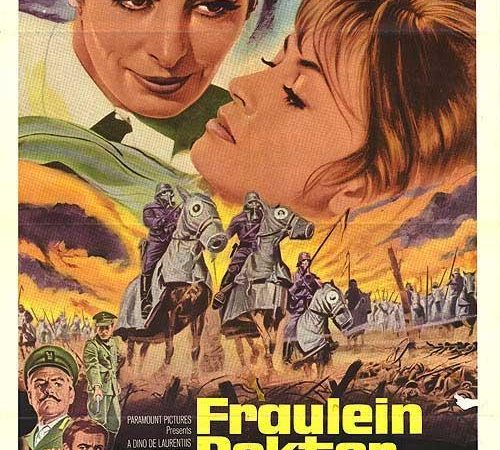 Photo du film : Fraulein doktor