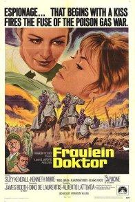 Affiche du film : Fraulein doktor