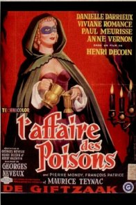 Affiche du film : L'affaire des poisons