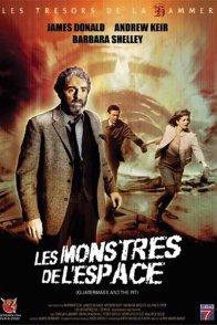 Affiche du film : Les monstres de l'espace