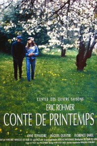 Affiche du film : Conte de printemps