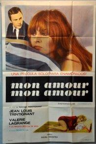 Affiche du film : Mon amour mon amour