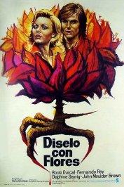 background picture for movie Dites le avec des fleurs