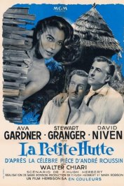 background picture for movie La petite hutte