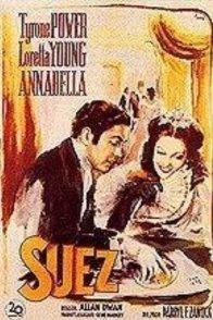 Affiche du film : Suez