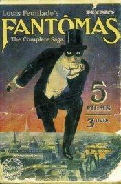 Affiche du film Fantômas - À l'ombre de la guillotine