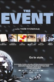 background picture for movie The event