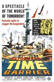 Affiche du film Le Voyageur de l'espace