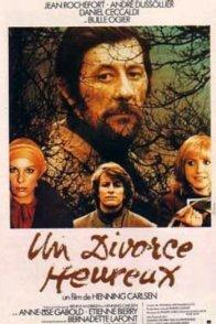 Affiche du film : Un divorce heureux