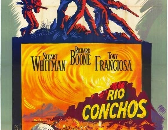 Photo du film : Rio Conchos