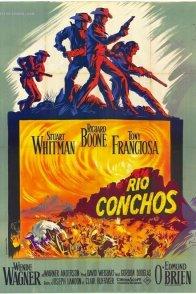 Affiche du film : Rio Conchos