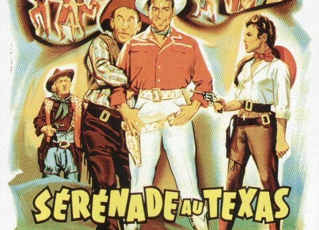 Photo du film : Serenade au texas