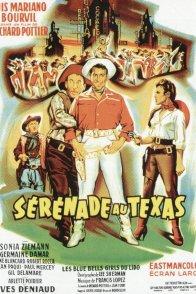 Affiche du film : Serenade au texas