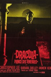 background picture for movie Dracula prince des tenebres