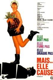 background picture for movie Elle boit pas, elle fume pas, elle drague pas, mais... elle cause