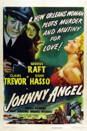 background picture for movie Johnny angel