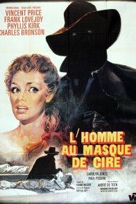 Affiche du film : L'homme au masque de cire