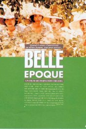 background picture for movie Belle époque