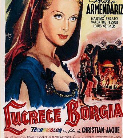 Photo du film : Lucrece borgia