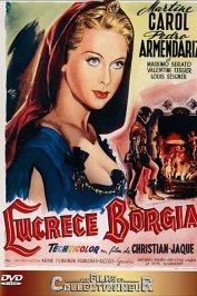 background picture for movie Lucrece borgia