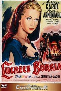 Affiche du film : Lucrece borgia