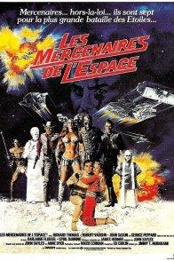 Affiche du film : Les mercenaires de l'espace
