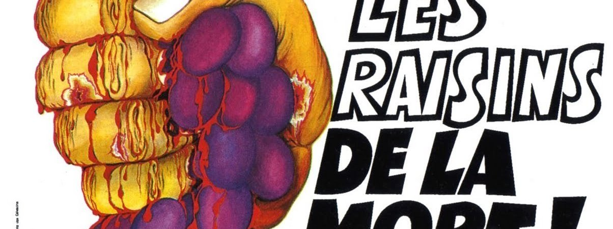Photo du film : Les raisins de la mort