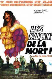 background picture for movie Les raisins de la mort