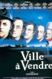 background picture for movie Ville a vendre