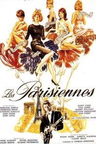 Affiche du film : Les parisiennes