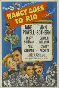 Affiche du film : Voyage à Rio