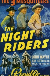 background picture for movie The night riders