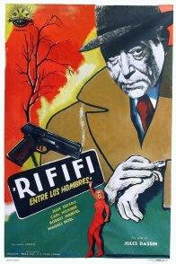 Affiche du film : Du rififi chez les hommes