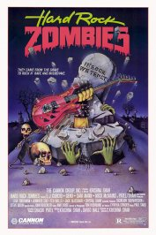 background picture for movie Rock zombies