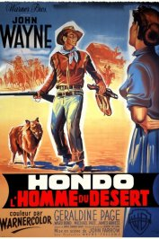 background picture for movie Hondo l'homme du desert