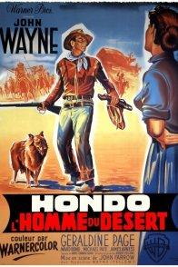 Affiche du film : Hondo l'homme du desert