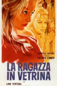 Affiche du film : La fille dans la vitrine