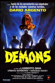 background picture for movie Demons